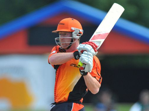 Paul Collingwood: Top scored for the Scorchers