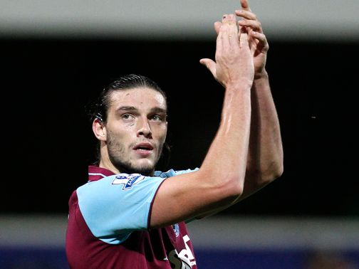 Andy Carroll: Now set for England duty