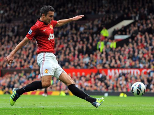 Van Persie has made a good start to life at Old Trafford