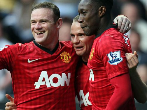 Rooney has backed team-mate Welbeck