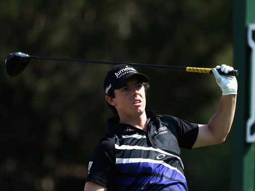 McIlroy: Finished poorly against Kuchar