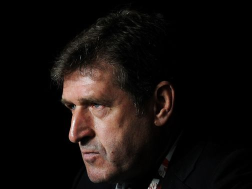 Safet Susic: Wants Bosnia-Herzegovina victory