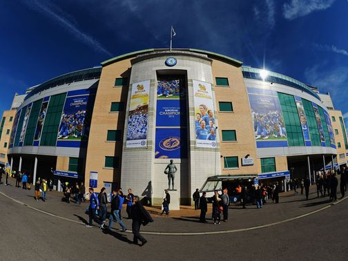 Stamford Bridge: Hosts Southampton on January 16