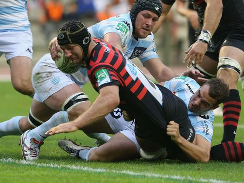 Steve Borthwick: Saracens captain will make his 100th appearance for the club