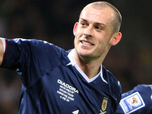 Steven Fletcher: 'By far the most likely Scottish scorer'