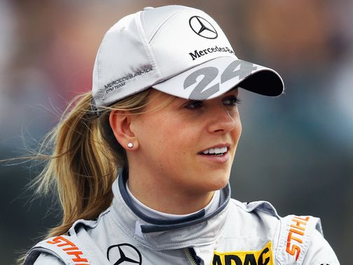 Susie Wolff: Will drive new Williams