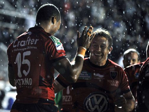 Toulon celebrations are on the cards in Salford