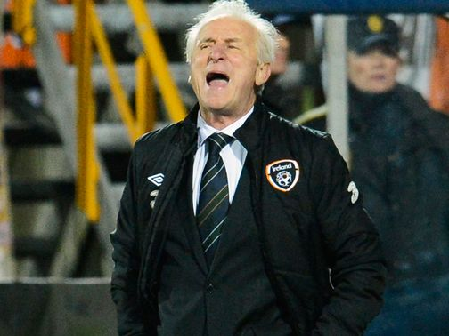 Giovanni Trapattoni: To carry on as Republic boss