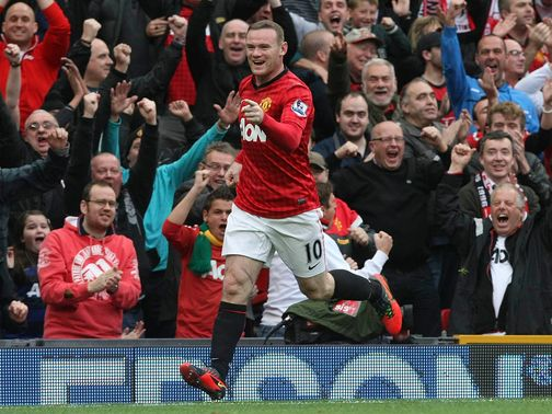 Wayne Rooney: Nominated for Ballon d'Or