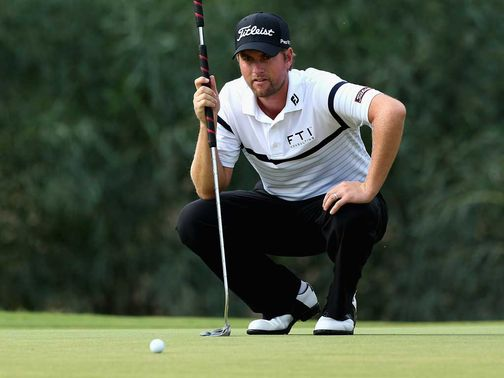 Webb Simpson: Fancied to get off to a winning start