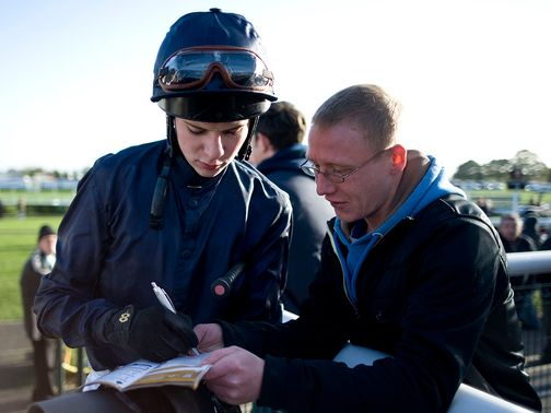 Joseph O'Brien: Looking forward to Bumper ride