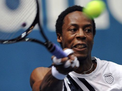 Gael Monfils: Has split with coach