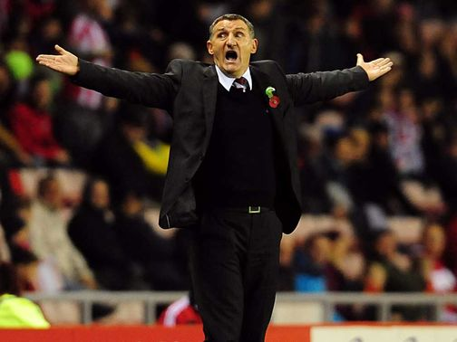 Tony Mowbray: Impressed with his team's resilience