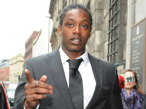 Nile Ranger: Arrested on suspicion of assault