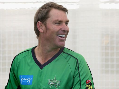 Shane Warne: Clarified earlier comments