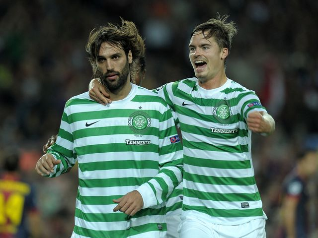 Samaras: Scored for Celtic