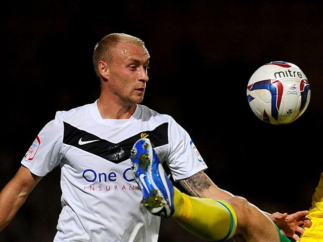 David Cotterill: Hit the winner for Rovers