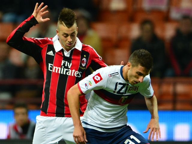 Stephane El Shaarawy: Won't be joining Manchester City in January