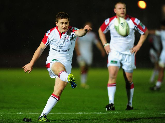 Paddy Jackson: Gets the chance to impress at fly-half for Ireland