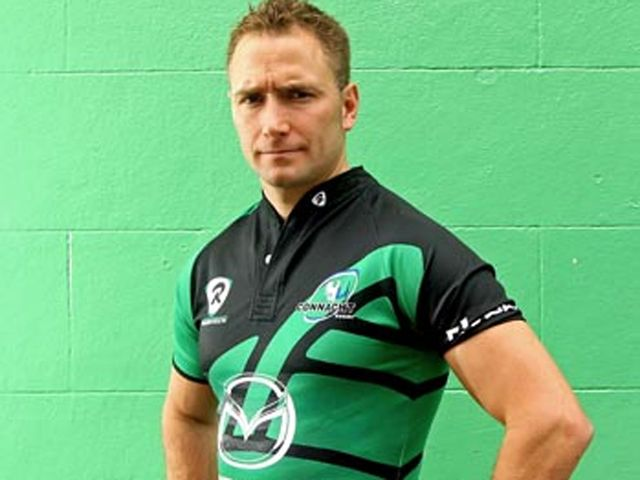 Dan Parks: Returns for Connacht at fly-half