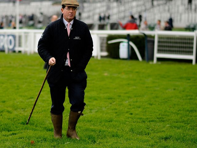 Teddy Grimthorpe: Looking forward to seeing Kingman in the Solario