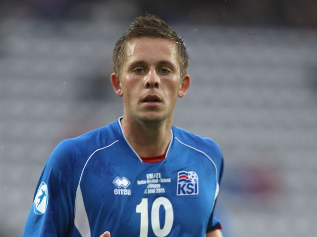Gylfi Sigurdsson: Scored Iceland's second goal