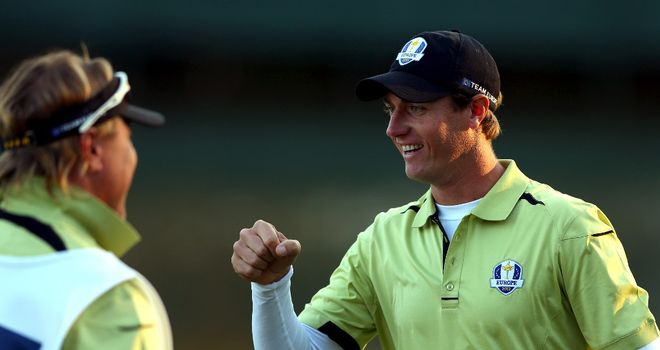 Nicolas Colsaerts: Has earned a PGA Tour card for the 2013 season
