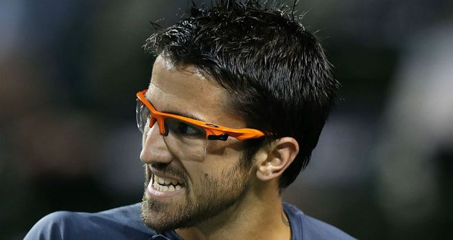 Janko Tipsarevic will face unseeded Roberto Bautista Agut in Sunday's final