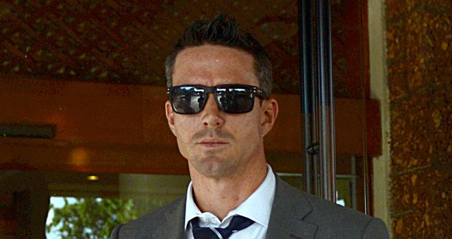 Kevin Pietersen has escaped punishment for dissent in Ranchi