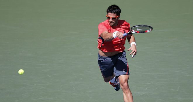 Janko Tipsarevic: Through to the last eight in Tokyo