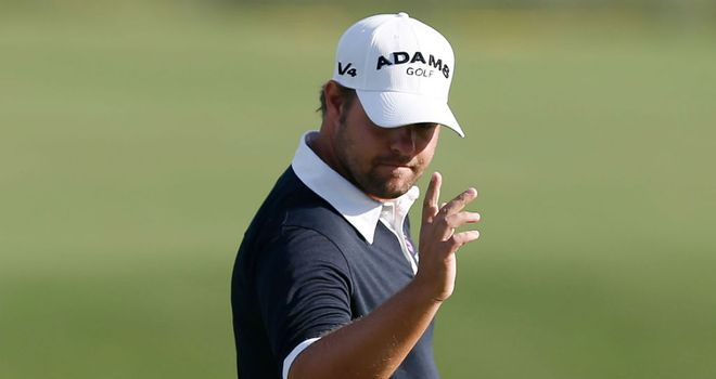 Ryan Moore: Set the early pace in Las Vegas