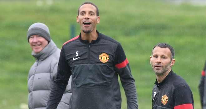 Rio Ferdinand: Dispute with Sir Alex Ferguson has been resolved