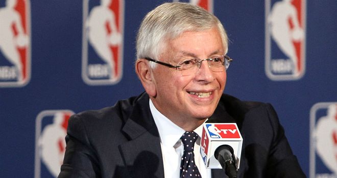 David Stern: Stepping down as NBA chief