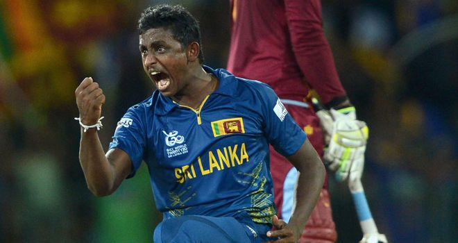 Ajantha Mendis: Injured spinner misses New Zealand series