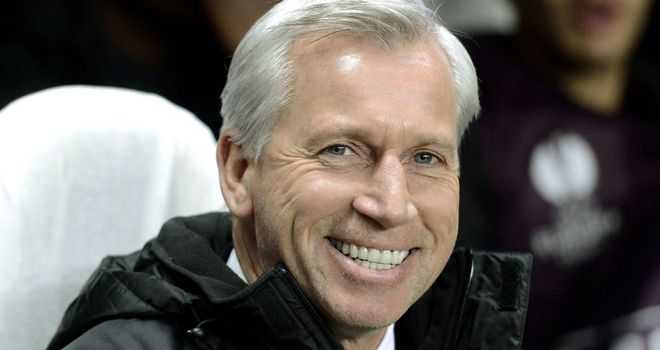 Pardew believes Liverpool are &#39;vulnerable&#39; after a poor start