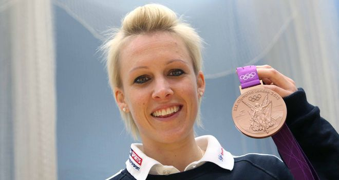 Alex Danson: Looking for hockey to grow after Olympics