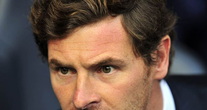 Andre Villas-Boas: Denies Spurs need January signings