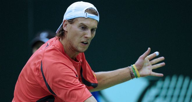 Andreas Seppi: Had no problems with Malek Jaziri in Kremlin Cup semi-finals