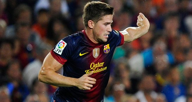 Andreu Fontas: Barcelona defender to spend the season on loan with Real Mallorca