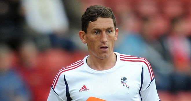 Keith Andrews: On target for Bolton in 1-1 draw with Millwall