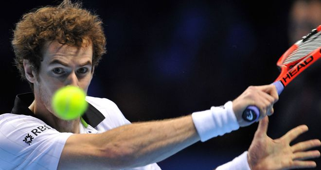 Andy Murray: never quite got his nose far enough in front against Nadal in 2010