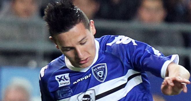 Florian Thauvin: Twice on target in Bastia win