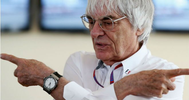 Bernie Ecclestone: Not keen on grids of more than 20 cars