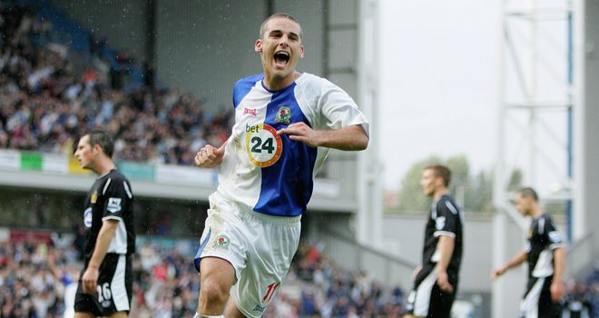 David Bentley: Shone during a previous two-year stint at Ewood Park