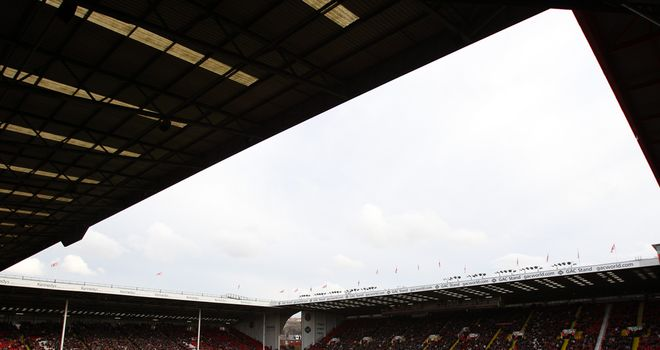 Bramall Lane: Big losses for United
