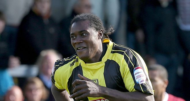 Calvin Zola: Netted the second for Burton