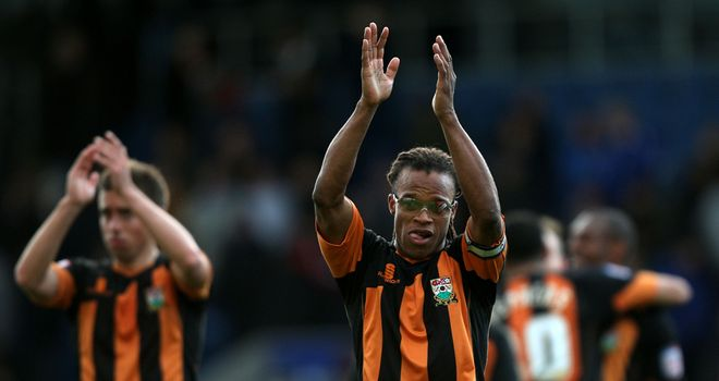Edgar Davids: Will miss the 'Hill
