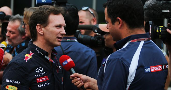 Christian Horner has welcomed Sebastian Vettel's vow of commitment to Red Bull