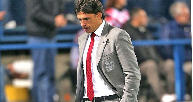 Chris Coleman: Had hoped poor conditions might work in his side's favour