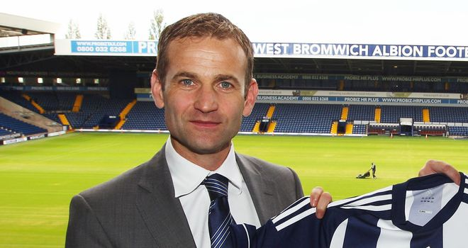 Dan Ashworth: Leaving West Brom for the FA